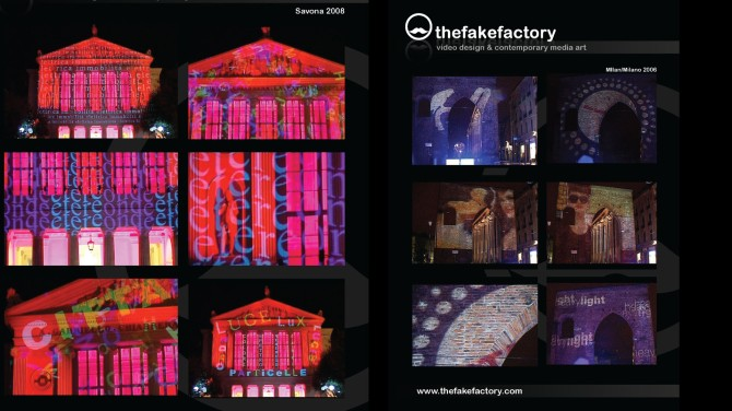 THE FAKE FACTORY #videoDESIGN 134