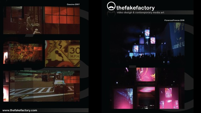 THE FAKE FACTORY #videoDESIGN 99