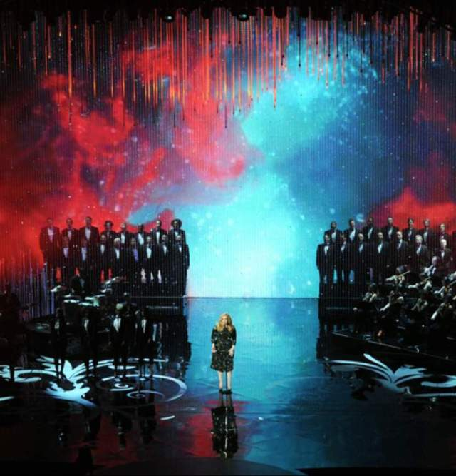 ADELE STAGE DESIGN