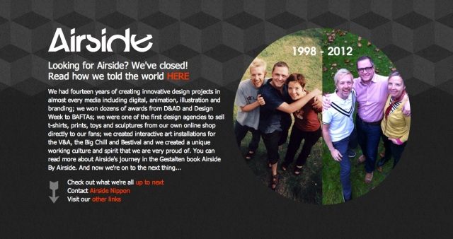 AIRSIDE 1998-2012