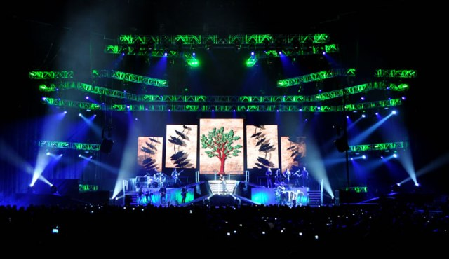 LED STAGE DESIGN