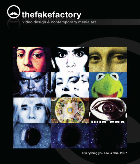 THE FAKE FACTORY ITALY VIDEO ART #48
