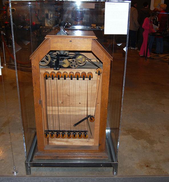 Edison Kinetoscope 11