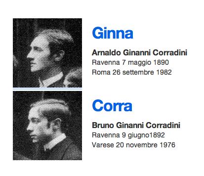 GINNA & CORRA