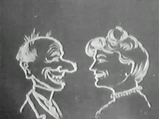 Humorous Phases of Funny Faces - J. Stuart Blackton (1906) 4