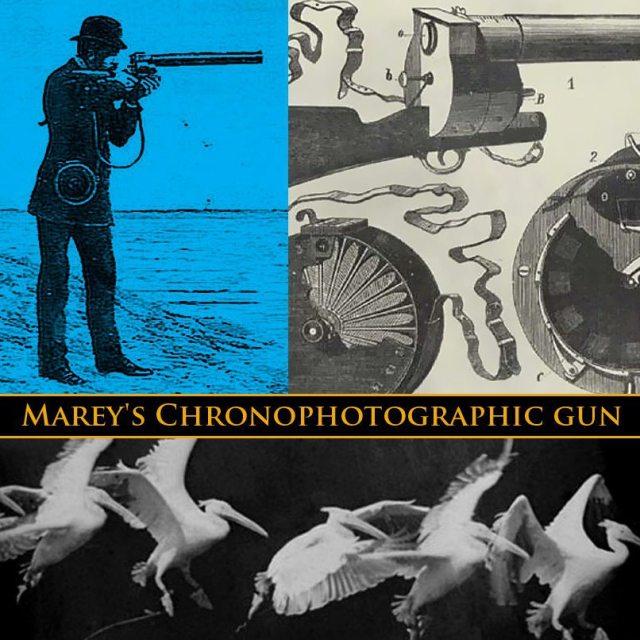 Marley's chronophotographic gun