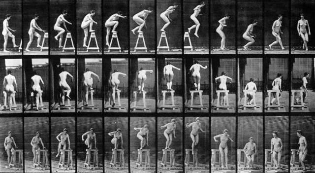 Muybridge Photograph