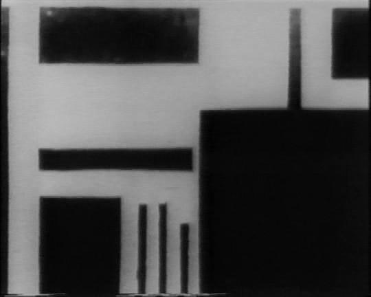 Rhythm 23 - Hans Richter (1923) 2