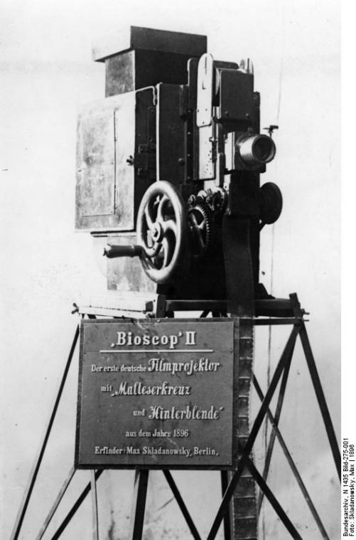 Filmprojektor Bioscop II