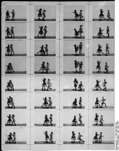 Berlin-Pankow, Italienischer Bauerntanz, Kinder