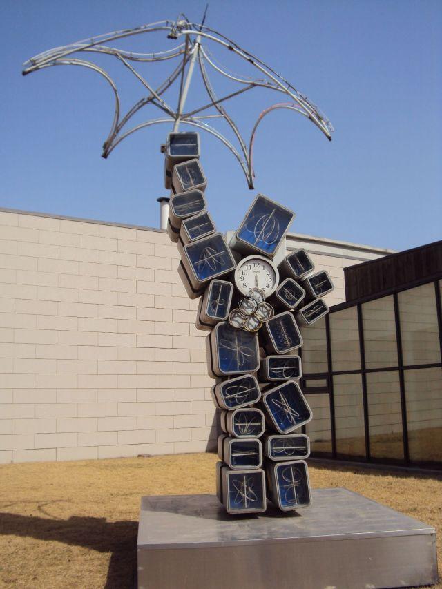 Coubertin-1988-Nam-June-Paik-SOMA-Museum-of-Art1